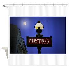 Cute Metro Shower Curtain