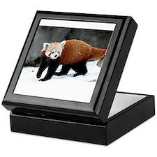 Red Panda Keepsake Box