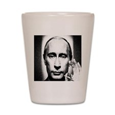 putins blunt Shot Glass