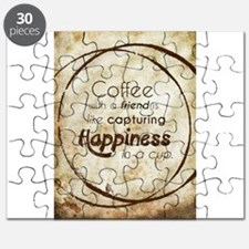 COFFEE WITH A FRIEND Puzzle