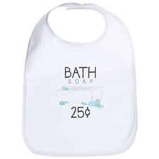 Bath Soap Bib