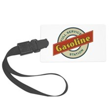 Full Service Gasoline Station Luggage Tag