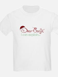 I Can Explain T-Shirt
