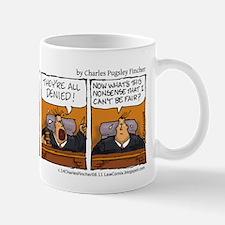 Funny Gavel Mug