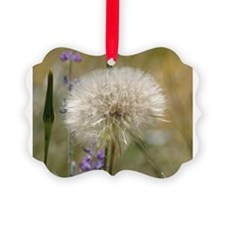 Dandelion Ball Ornament