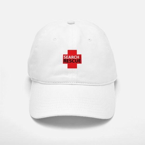 Search And Rescue Baseball Baseball Baseball Cap