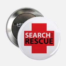"Search And Rescue 2.25"" Button"