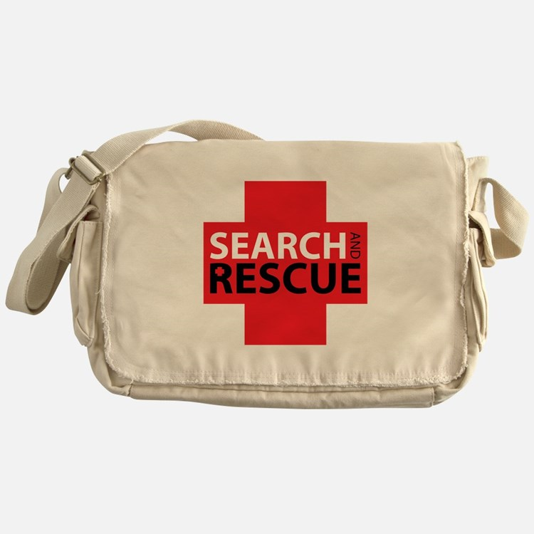 Search And Rescue Messenger Bag