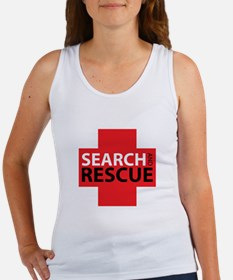 Search And Rescue Tank Top