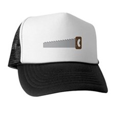 Wood Saw Trucker Hat