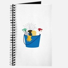 Cleaning Bucket Journal