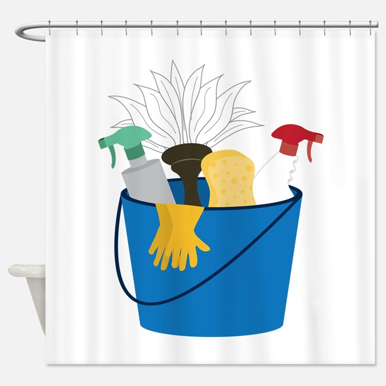 Maid Shower Curtains