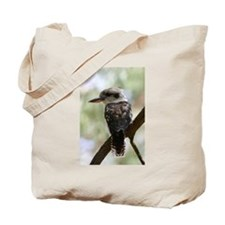 Kookaburra in Old Gum Tree Australia Tote Bag