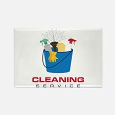 Cleaning Service Magnets