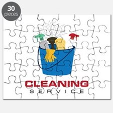 Cleaning Service Puzzle