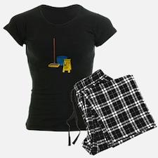 Mop Bucket Pajamas