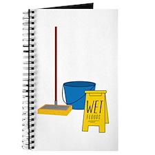 Mop Bucket Journal