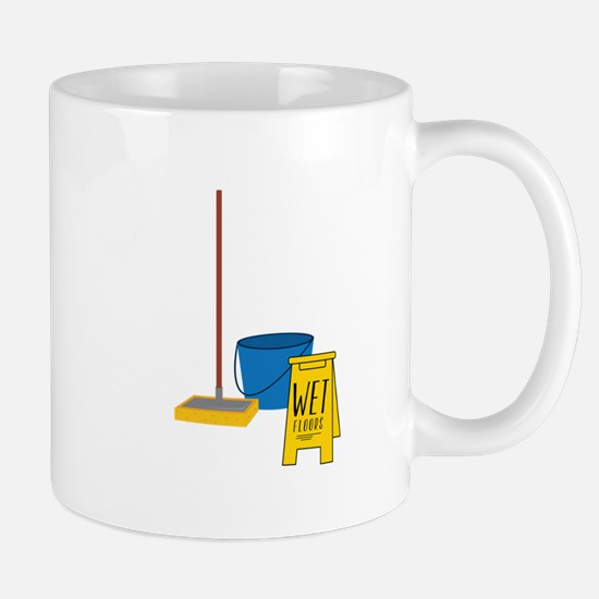 Mop Bucket Mugs