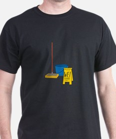 Mop Bucket T-Shirt