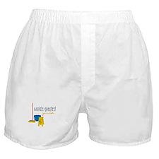 World's greatest janitor Boxer Shorts