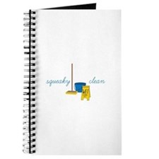 Squeaky clean Journal