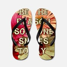 BE THE REASON Flip Flops