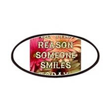 BE THE REASON Patches