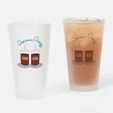 Glorious Glgg Drinking Glass