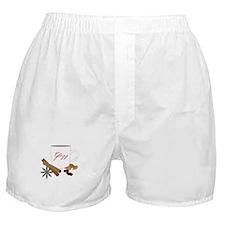 Winter Glogg Boxer Shorts
