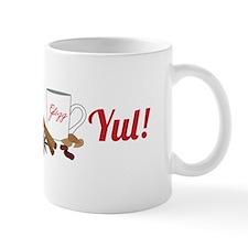 God Yul! Mugs