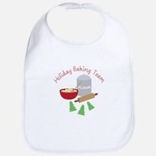 Holiday Baking Team Bib