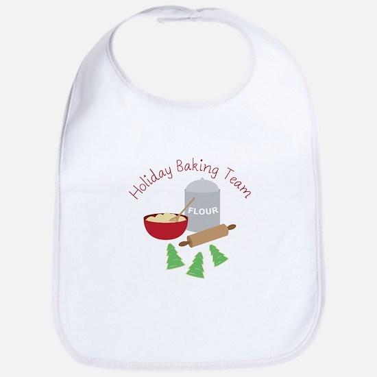 Holiday Baking Team Bib