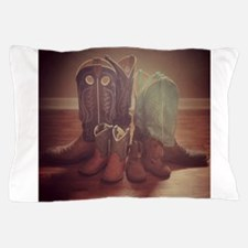 BOOTS FAMILY Pillow Case