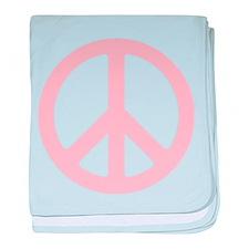 Cute Symbol baby blanket