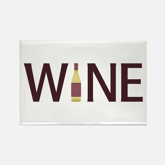 Wine Bottle Magnets