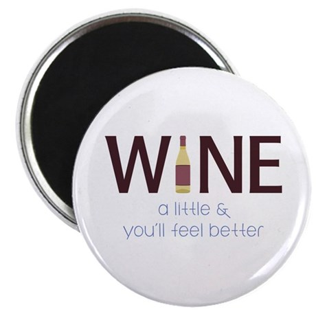 Wine a Little Magnets