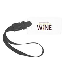 Always Time Luggage Tag