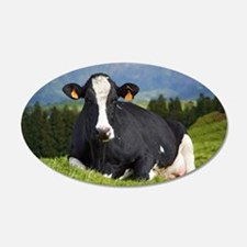 Holstein cow Wall Decal