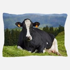 Holstein cow Pillow Case