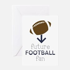 Future Football Greeting Cards