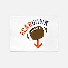 Beardown 5'x7'Area Rug