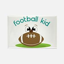 Football Kid Magnets