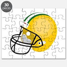 Football Helmet Puzzle