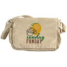 Sunday Funday Messenger Bag