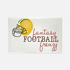 Fantasy Football Frenzy Magnets