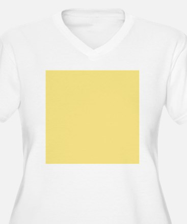 Solid YELLOW T-Shirt