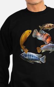 Cichlids Sweatshirt