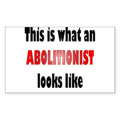 Abolitionist Stickers