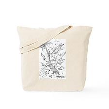 Ancient Waters Tote Bag