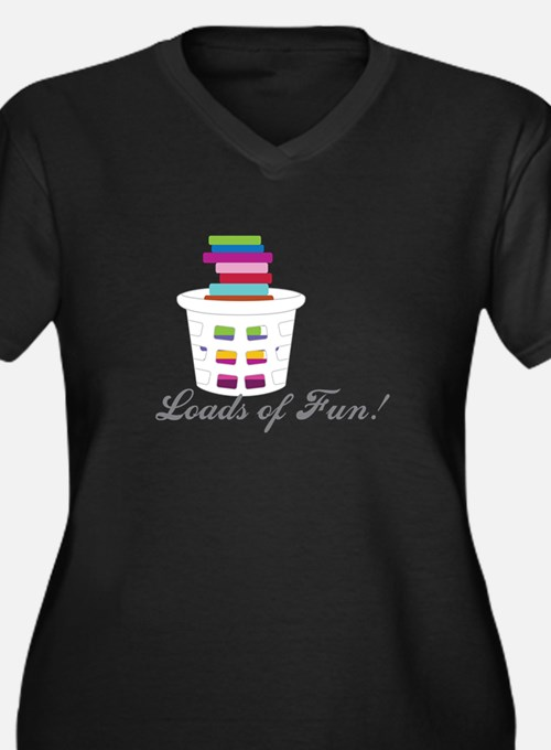 Loads of Fun Plus Size T-Shirt